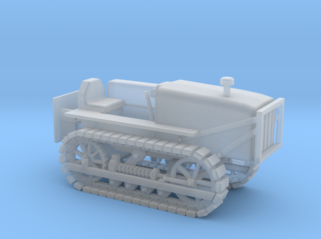 Caterpillar D4 - Zscale in Smooth Fine Detail Plastic
