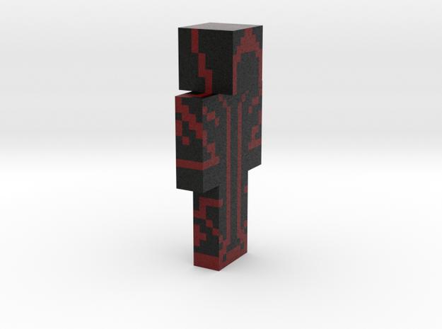 6cm | mineing_man_1 3d printed
