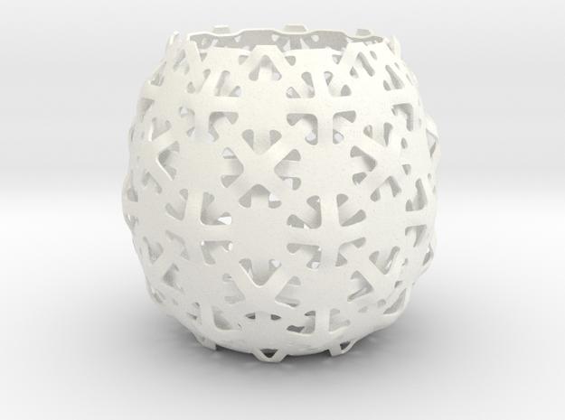 mediterranea | lampshade 3d printed