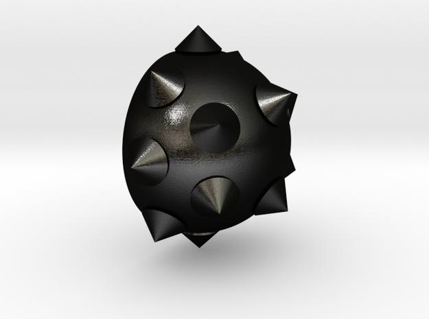 Inverted Half Mace Pendant 3d printed