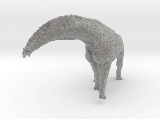 Isisaurus Deluxe 3d printed Sauropod by ©2012-2014 RareBreed