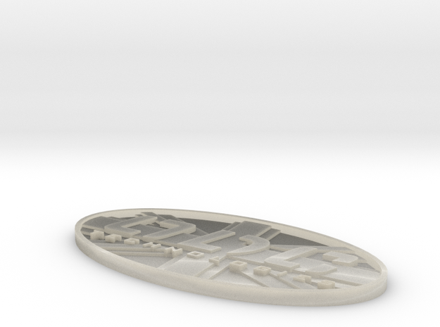 ODC Technologies Logo 3d printed