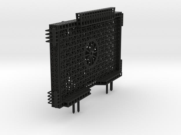 stern upper platform 3d printed