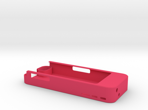 iPhone5 5s 5c 5000mah Charger with USB Power Out 3d printed