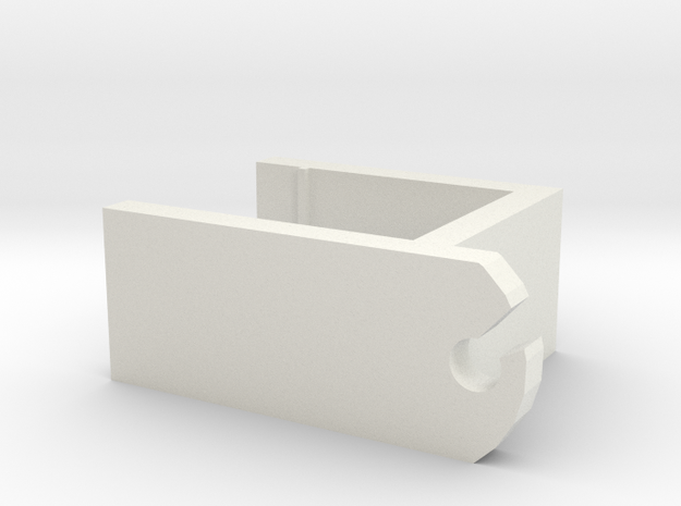 IKEA shelf clip 3d printed