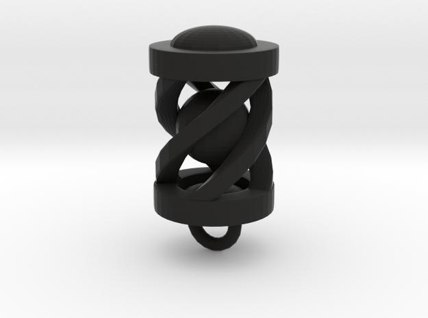 "Necklace ""Eternal Light"" 3d printed"