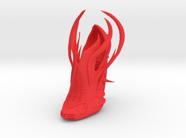 Exoskeleton Shoe - Mini 3d printed