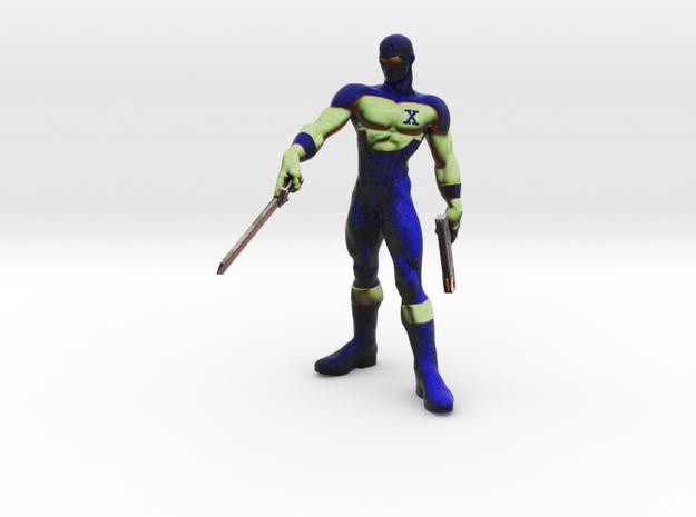 Avenger X 3d printed