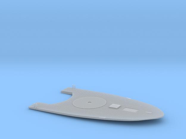 Vorpiekdeck in Smooth Fine Detail Plastic