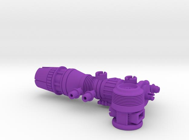 Atomic Obliterator (Lite) 3d printed