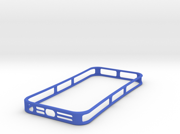 HeatLock (iPhone 5) 3d printed