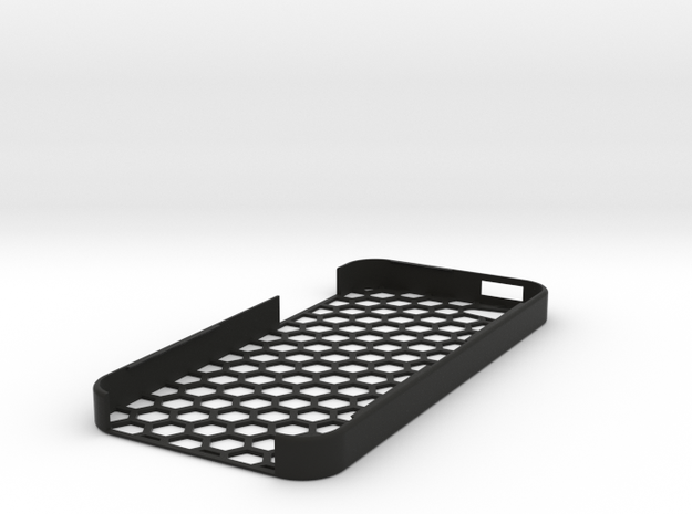 iPhone 5 Honey Comb Case 3d printed
