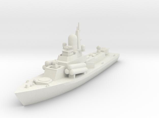 1/700 or 1/350 Soviet Nanuchka Missile Corvette  in White Strong & Flexible: 1:700