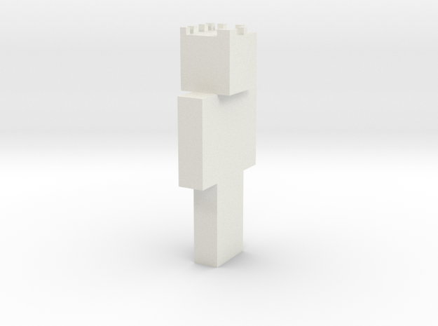 minecraft me  3d printed