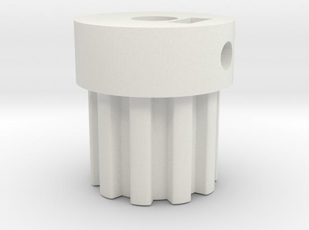 Printrbot pulley10t 3d printed