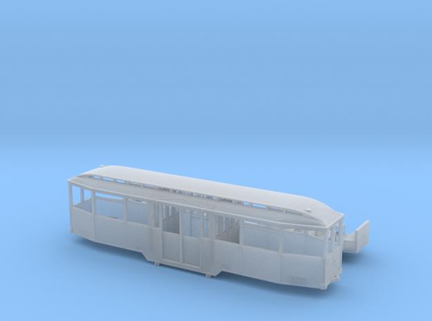 Tram Leipzig Mitteleinstieg Beiwagen Typ 61 (1:120 3d printed
