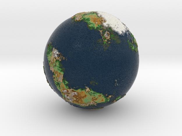 Planet 10 in Full Color Sandstone