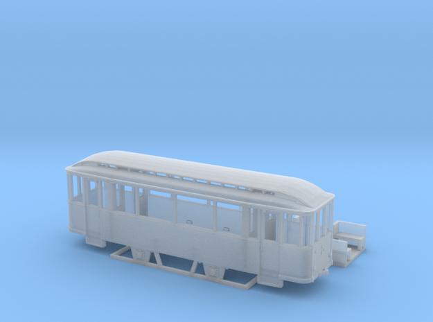 Tram Leipzig Typ 56 Pullmanbeiwagen (1:87) H0 3d printed