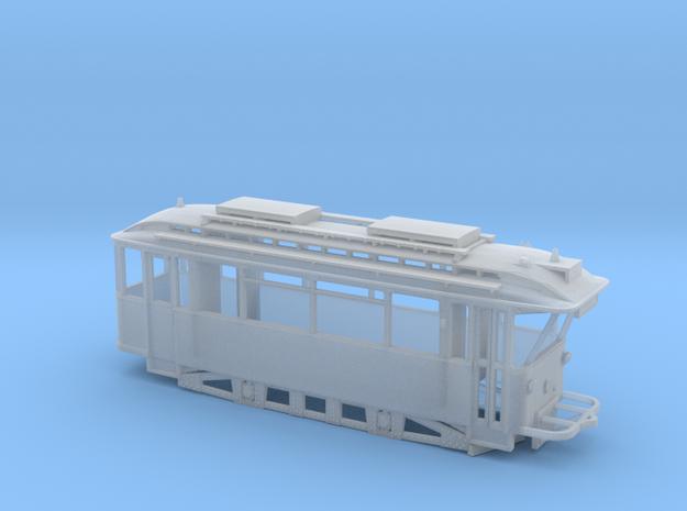 Tram Leipzig ATW 5023 SpurH0 (1:87) 3d printed