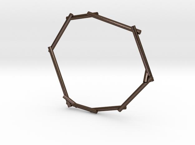 Stick Bracelet 3d printed
