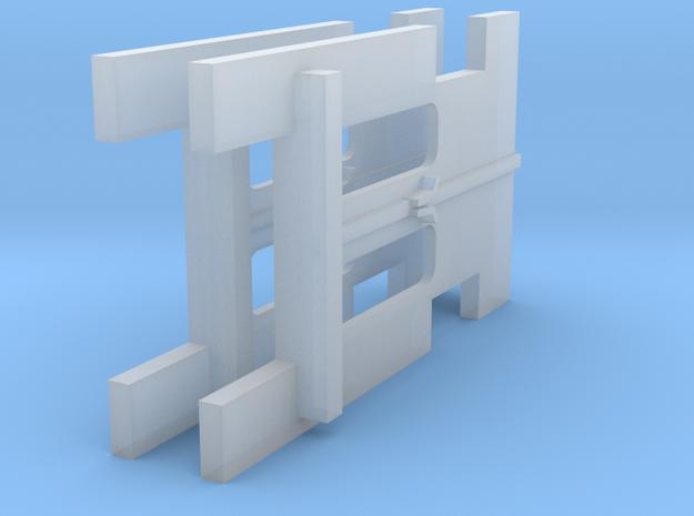 Übergangstür mod 2 für Arnold Halberstädter 1:160  in Smooth Fine Detail Plastic