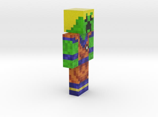 6cm | Superklopobec 3d printed