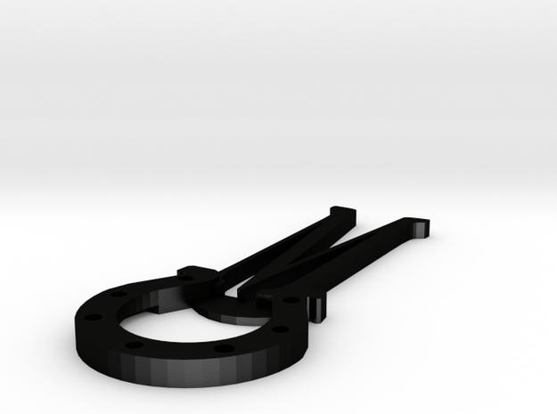 Horseshoe Opener - M 3d printed
