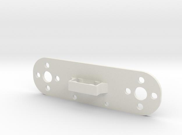 Custom Tetrix Slide in White Strong & Flexible