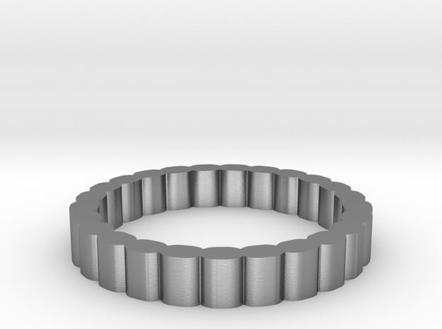 QQQ Ring (Size 3~3.5) 3d printed