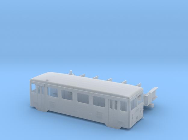 Triebwagen T02 der WNB / WEG in Spur H0 (1:87) 3d printed