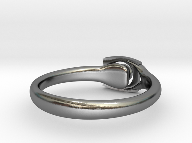 OnYearTogether ring 3d printed