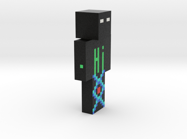 6cm | Nanospaure1 3d printed