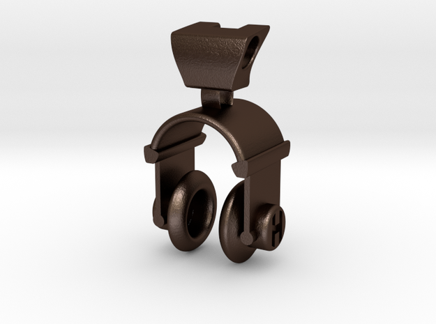 Headphone Pendant  3d printed