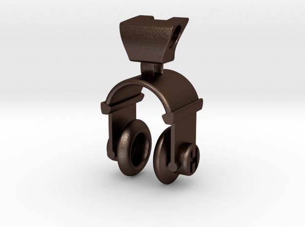 Headphone Pendant 3d printed
