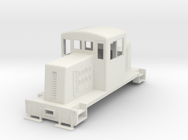 1:35n2 switcher conversion body4 in White Strong & Flexible