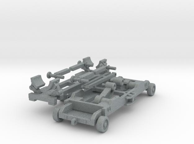 Gunpod Cart - Valkyrie GU-11 3d printed