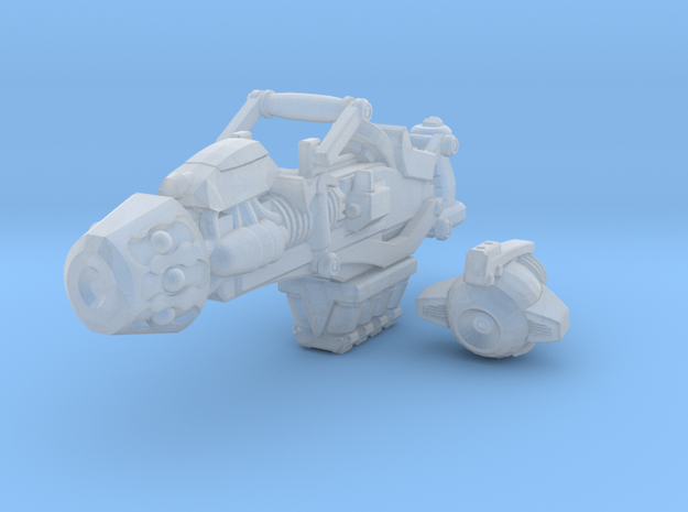 advanced plasma cannon 001a carried 3d printed