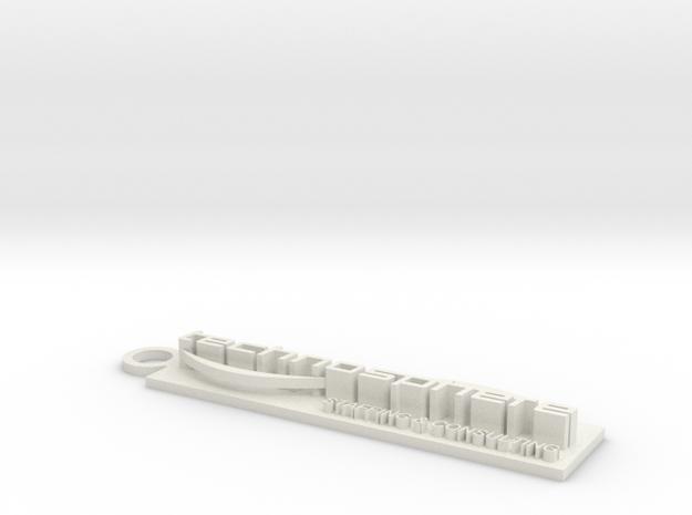Technosphere 3D 3d printed