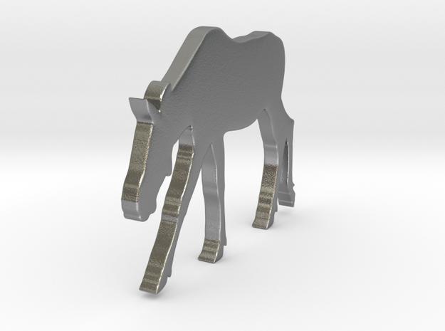Moose Cow Pendant 3d printed
