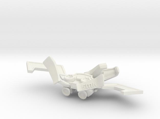 Robot Heroes Laserbeak 3d printed