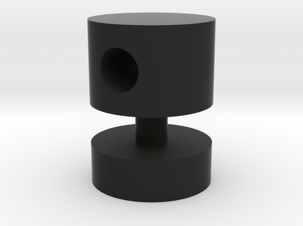Cylindric Knob 3d printed