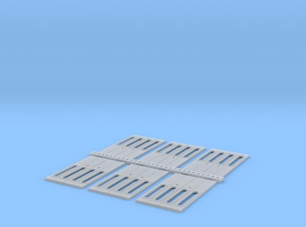 Eit päätyovi kapea 6 kpl. 3d printed