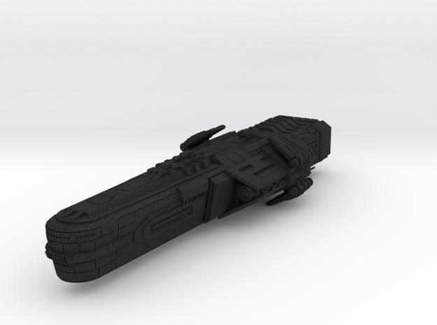 Bothan Battleship small model 3d printed
