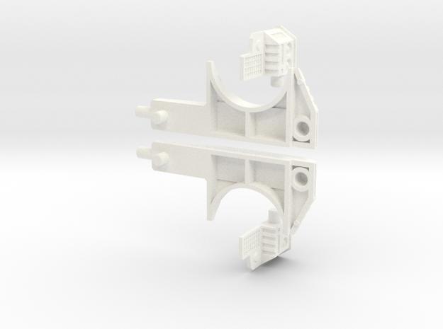 Echo Herc Kit V5  Lats Only 3d printed