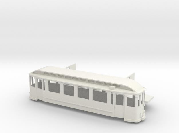 Cü OEG Zweiachser mit Übergang 3d printed