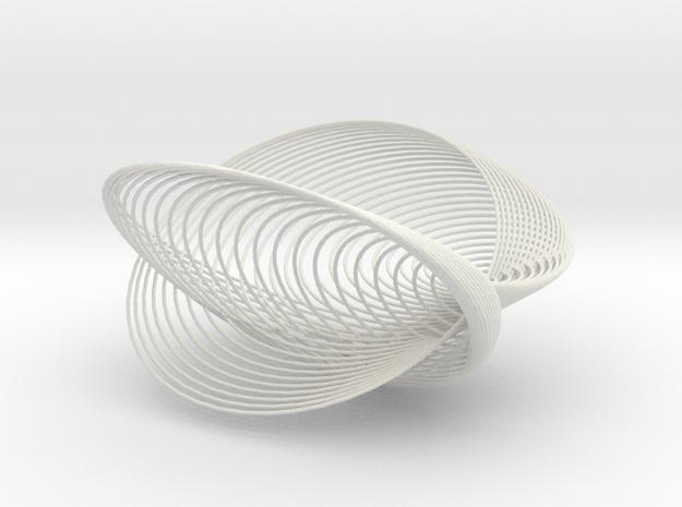 cardioidb26 in White Natural Versatile Plastic