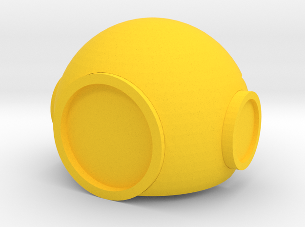 Sunlink - BC12 Octoduck Anti-crying Head 3d printed