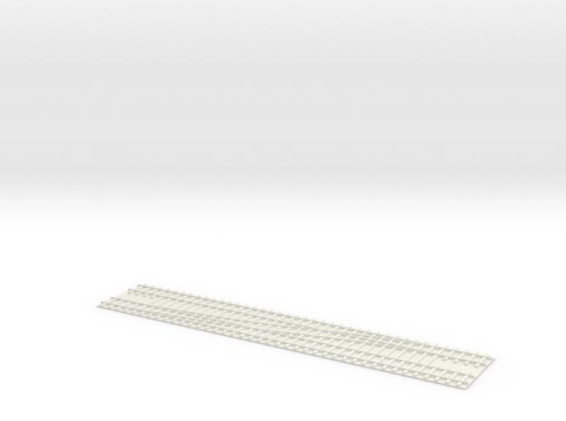 Switch for Double Track / Weiche für Doppelgleis 1 3d printed
