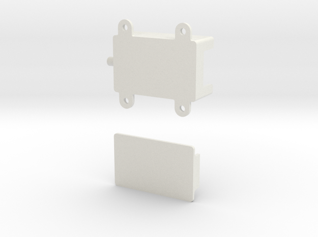 Altimeter case 3d printed