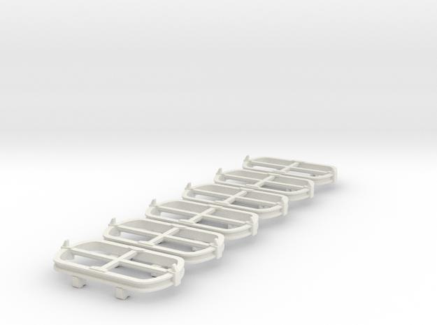 O9 Skip chassis 3d printed